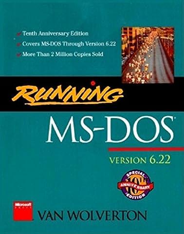Running MS-DOS (Running series) - Dos Microsoft Windows