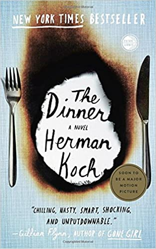 Image result for the dinner by herman koch