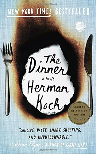 The Dinner (2009) (Book) written by Herman Koch
