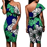 GoodLock Women Girls Fashion Dress Lady Female Summer Casual Party Cocktail Beach Short Mini Dress