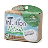 Schick Intuition Naturals Sensitive Care Razor Cartridges 6 ea