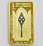 ARMENIAN COIN 2013 silver 925 Holy Lance