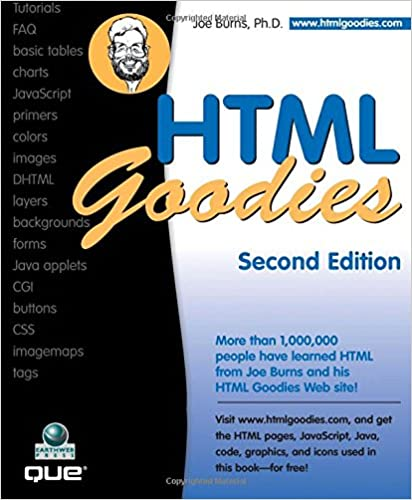 Looking for a specific article? This is a master list of all topics covered on HTMLGoodies.com!