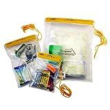 Texsport Waterproof Utility Bags (3-Piece)