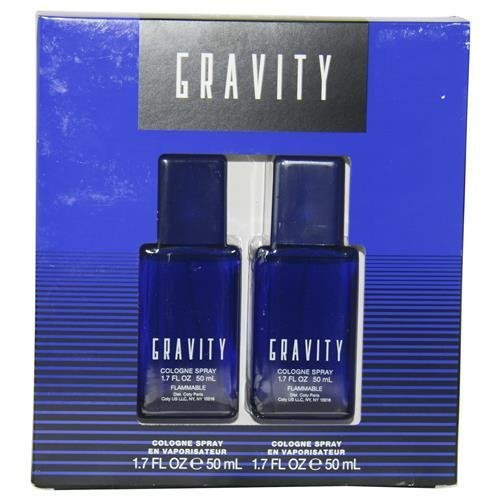 Coty Notes - Coty Gift Set Gravity By Coty