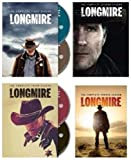 Buy Longmire DVDS ALL Season 1-4 Complete DVDS Set Collection Series 1,2,3,4 TV