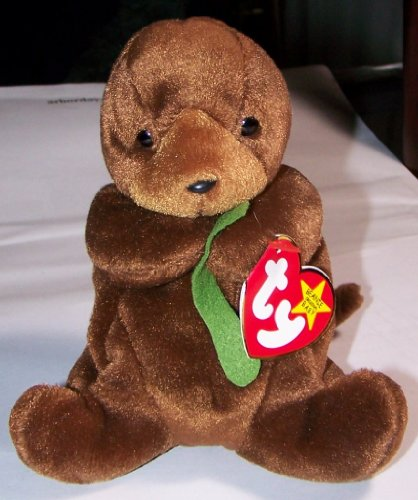 seaweed-the-otter-ty-beanie-babies