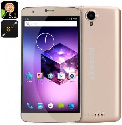 VKWorld T6 Smartphone - 6 Pulgadas de Pantalla, 4G, Dual SIM ...