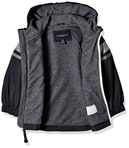 0e41032e2eac London Fog Boys  Chest Strip Poly Lined Jacket  B07B8JGRVH  -  25.00
