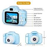 Kids Camera, Digital Camera for Kids, 1080P FHD