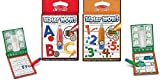 Water Wow Alphabet and Numbers Water Painting On the Go Bundle age 3+