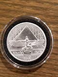2 oz Elemetal Egyptian God Series Cleopatra High