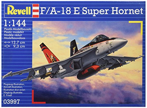 Hornet Kit (Revell Revell03997 F/a-18e Super Hornet Model Kit)