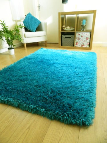 GOOD PRICE Lovely carpets for home, room, Size 20 Inch X 32 Inch (Small Rug/Carpet) - T Blue