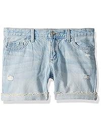 The Children's Place Pantalones Cortos de Mezclilla para niñas Grandes