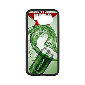 Samsung Galaxy S6 Phone Case Heineken Cover Personalized Cell Phone Cases NGX440402