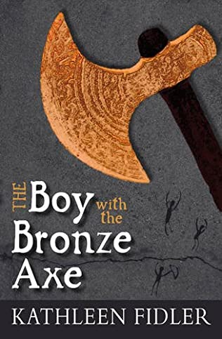book cover of The Boy with the Bronze Axe