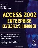 Access 2002 Enterprise Developer's Handbook, Paul Litwin and Ken Getz, 0782140106