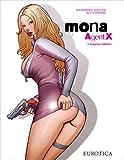 Mona, Agent X, Vol. 1 No Price, Betty Hopkins and Alessandro Scacchia, 1561637688