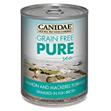 CANIDAE Grain Free PURE Sea Dog Wet Formula with S...
