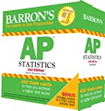 Barron's AP Statistics Flash Cards, 2nd Edition