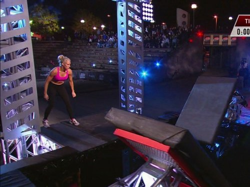 Amazon.com: American Ninja Warrior Season 5: JENN BROWN ...