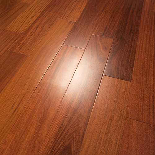 Santos Mahogany Prefinished Engineered 4 3/4' x...