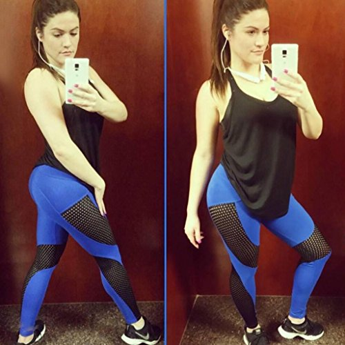 2018 Women's Fashion Workout Leggings Fitness Sports Gym Running Yoga Pants Athletic by TOPUNDER