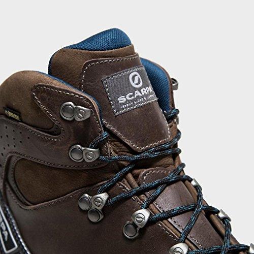 Scarpa Herren Kailash Pro GTX® Stiefel, Braun, EU44