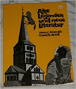 Book Alte Legenden und Neue Literatur