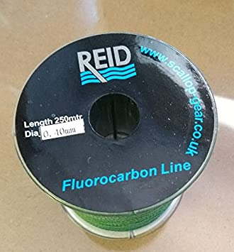 40/mm /Feared von Fisch {Einzelfaden} 0 REID Geflochten Line/