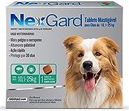 NexGard Antipulgas e Carrapatos para Cães de 10,1 a 25kg 1 tablete