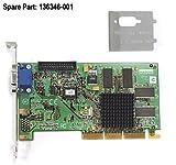 Compaq - 16MB NVIDIA TNT2 AGP GRAPHICS - 136346-001