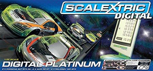 Scalextric Digital 1:32 Platinum Scale Racing Set by Scalextric Digital (Scalextric Platinum compare prices)