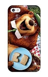 Snap-on Case Designed For Iphone 5/5s- 2010 Yogi Bear Hd