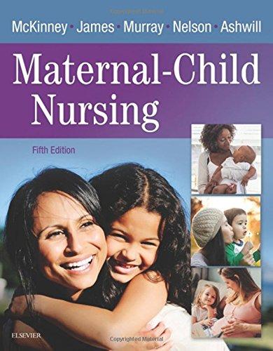 Maternal-Child Nursing by Saunders