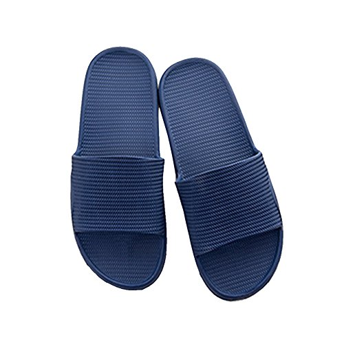 BestJuly Blue Aperte Adulti Unisex Dark Caviglia sulla q0aqw7U