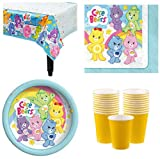 Care Bears Party Pack for 16 guests