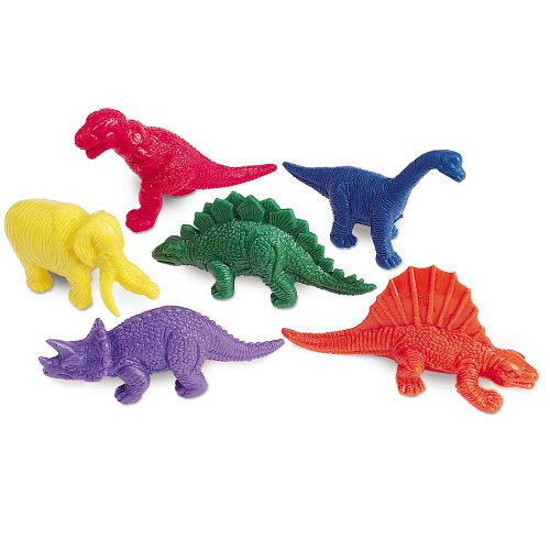 Mini Dino Counters Set of 108 product image