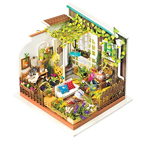 DIY Miniature Model Kit: Poppy's Garden, Education Toys, 2018 Christmas Toys by EDUCATION-TOYS-2018 (Image #1)