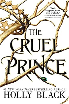 The Cruel Prince by Holly Black science fiction and fantasy book and audiobook reviews