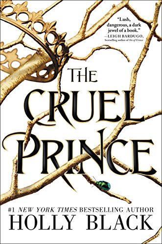 Image result for the cruel prince cover
