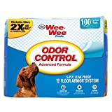 Four Paws Wee-Wee Odor Control Pads - 100 Ct ( 22