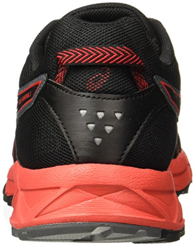 Da Nero Trail Running black sonoma 9023 black Scarpe Gel Uomo 3 Red fiery Asics Hw8qI4x