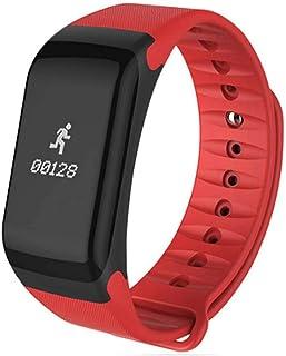 FKING Fitness Tracker, Activity Tracker, Smart Wristband Heart Rate Blood Pressure Sleep Motion Monitoring Waterproof Pedometer