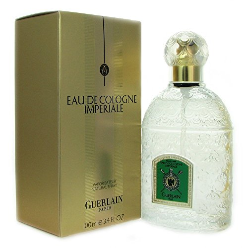 Imperiale Guerlain by Guerlain for Men, EDC Spray, 3.3 Fluid Ounce (Guerlain Cologne)