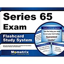Series 65 Exam Flashcard Study System: Series 65 Test Practice Questions & Review for the Uniform Investment Adviser...