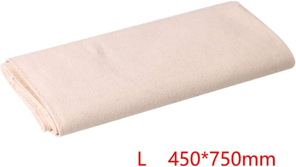 Bakers Couche,Linen Bread Proofing Cloth Non-Stick Baker'S Couche For Baguette Bread Loaf Dough For Making Perfect Bread