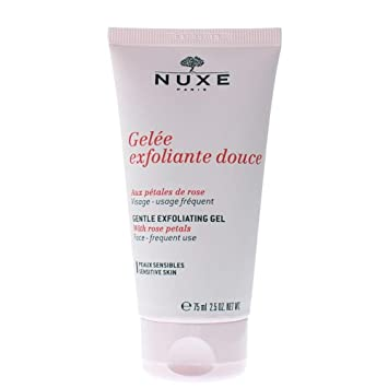 Nuxe - Gelee Exfoliante Douce Gentle Exfoliating Gel - 75ml/2.5oz Revlon Photo Ready Skinlights Face Illuminator - Bare Light - 1 Oz + Schick Slim Twin ST for Sensitive Skin