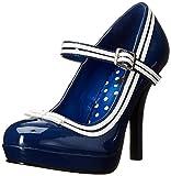 Search : Pin Up Couture Women's SEC15/BLPT dress Pump
